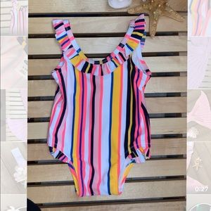 Old Navy  baby girl swimsuit